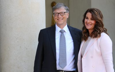 See What Surprised Bill and Melinda Gates